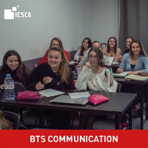 BTS COMMUNICATION IESCA