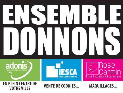 ENSEMBLE DONNONS - ADONIS - IESCA - ROSE CARMIN