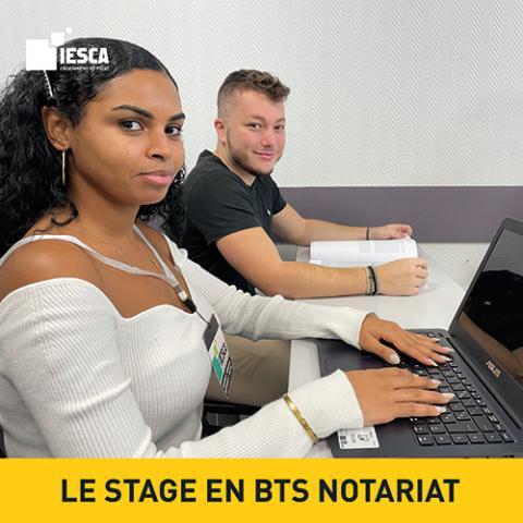 BTS NOTARIAT IESCA