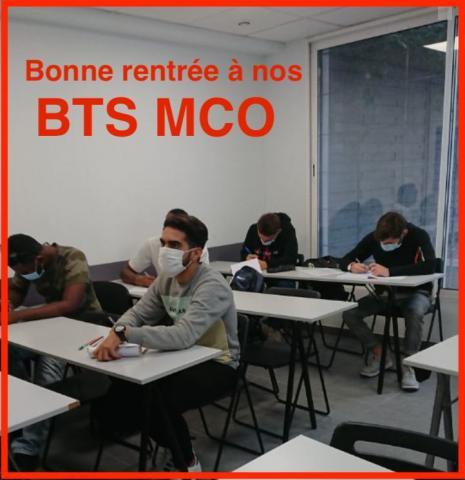 BTS MCO IESCA TOULOUSE