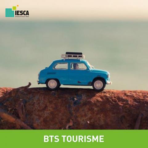 BTS TOURISME IESCA